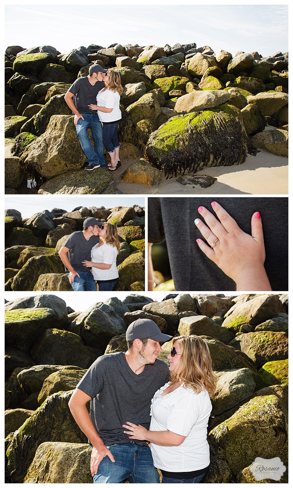 Rosanio Photography | Massachusetts Engagement Photographer | Salisbury Beach State Reservation_0011.jpg