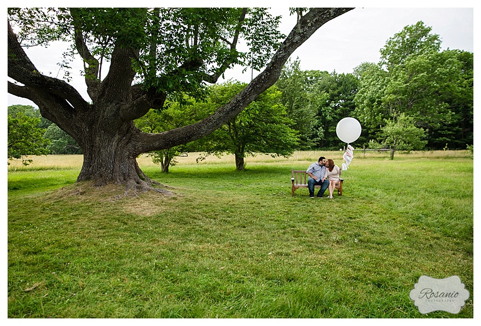 Rosanio Photography | Massachusetts Engagement Photographer | Stevens-Coolidge Place Engagement Session_0004.jpg