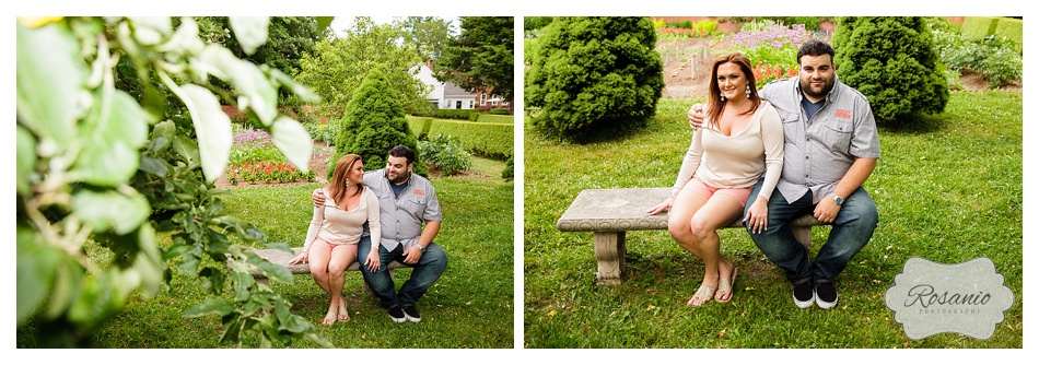 Rosanio Photography | Massachusetts Engagement Photographer | Stevens-Coolidge Place Engagement Session_0006.jpg