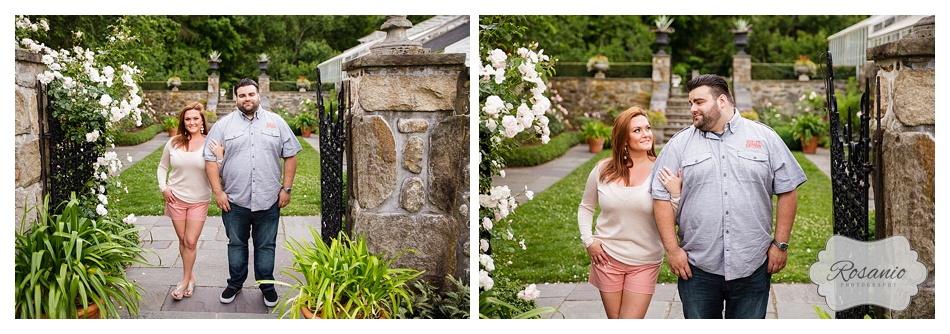 Rosanio Photography | Massachusetts Engagement Photographer | Stevens-Coolidge Place Engagement Session_0017.jpg