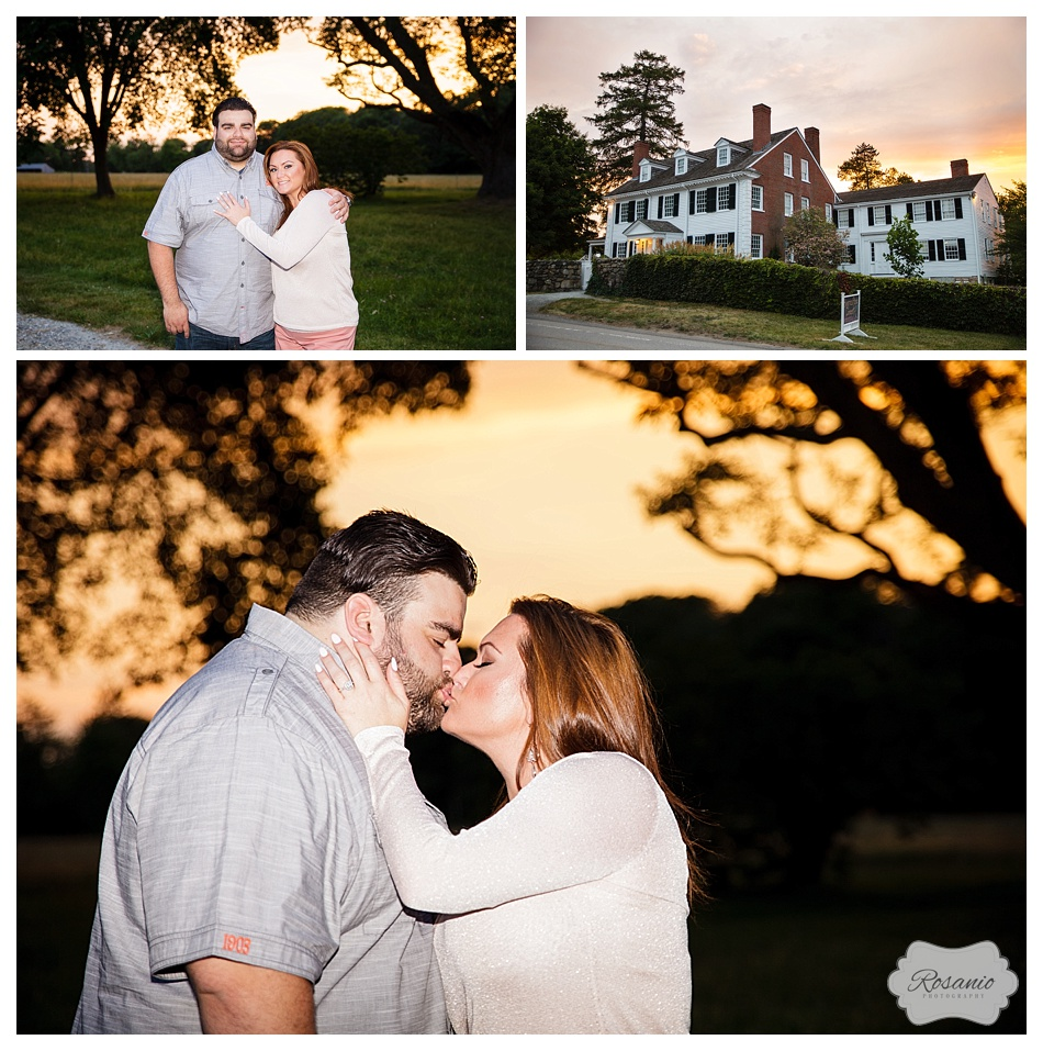 Rosanio Photography | Massachusetts Engagement Photographer | Stevens-Coolidge Place Engagement Session_0033.jpg