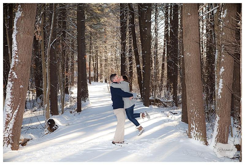 Rosanio Photography | Camp Otter Engagement Session | New Hampshire Wedding Photographers_0001.jpg