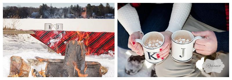 Rosanio Photography | Camp Otter Engagement Session | New Hampshire Wedding Photographers_0005.jpg