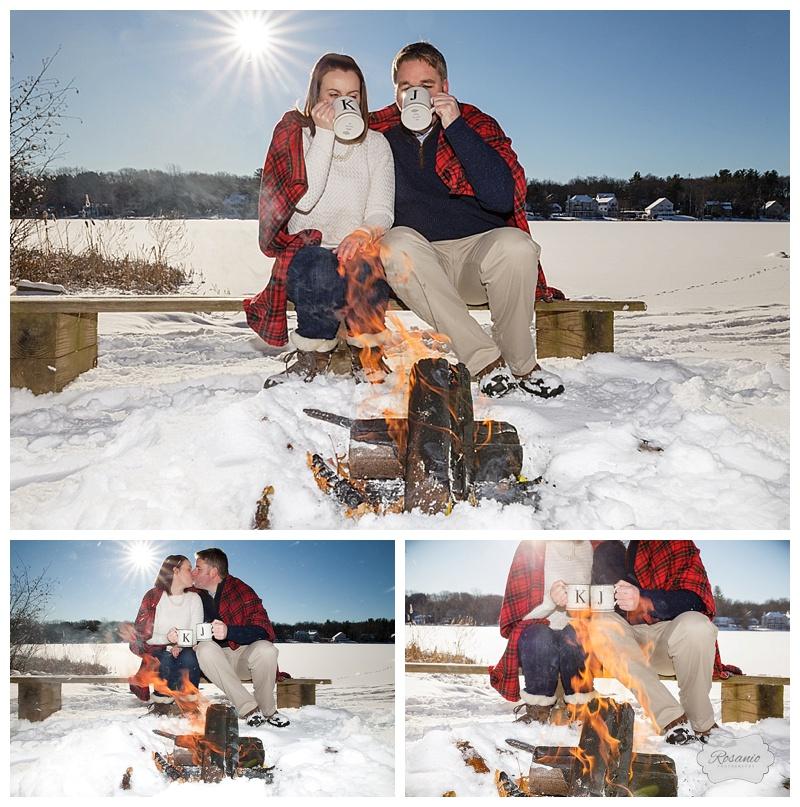 Rosanio Photography | Camp Otter Engagement Session | New Hampshire Wedding Photographers_0004.jpg