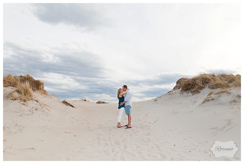 Rosanio Photography | Hampton Beach NH Engagement Session | New Hampshire Engagement Photographers_0004.jpg