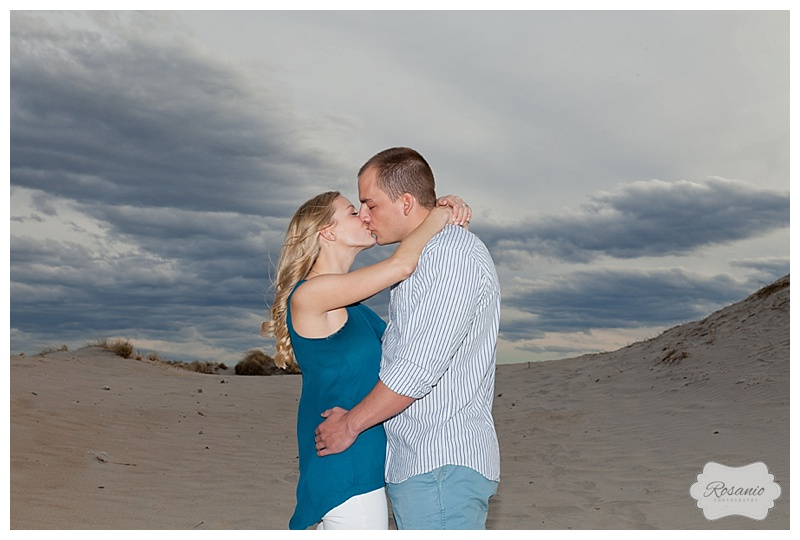 Rosanio Photography | Hampton Beach NH Engagement Session | New Hampshire Engagement Photographers_0005.jpg