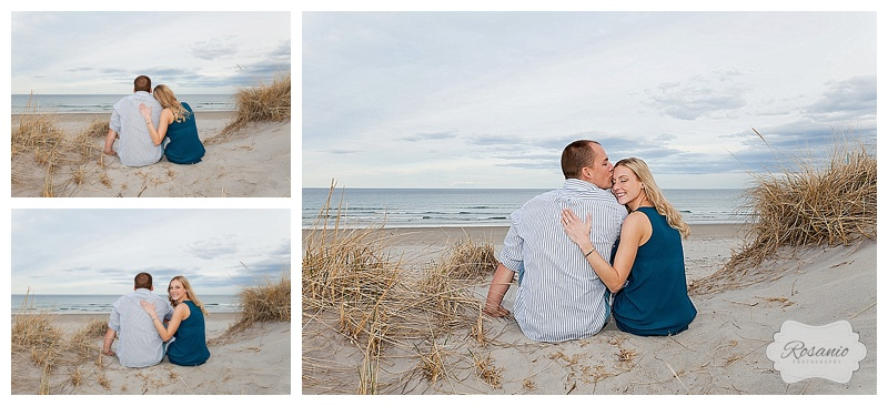 Rosanio Photography | Hampton Beach NH Engagement Session | New Hampshire Engagement Photographers_0009.jpg