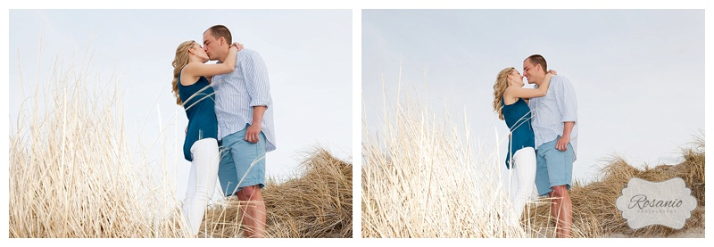 Rosanio Photography | Hampton Beach NH Engagement Session | New Hampshire Engagement Photographers_0006.jpg