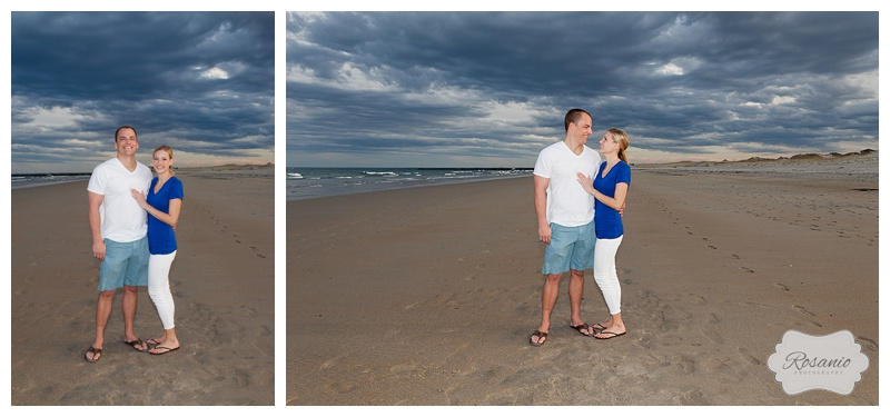 Rosanio Photography | Hampton Beach NH Engagement Session | New Hampshire Engagement Photographers_0015.jpg