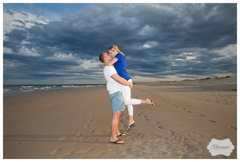 Rosanio Photography | Hampton Beach NH Engagement Session | New Hampshire Engagement Photographers_0016.jpg