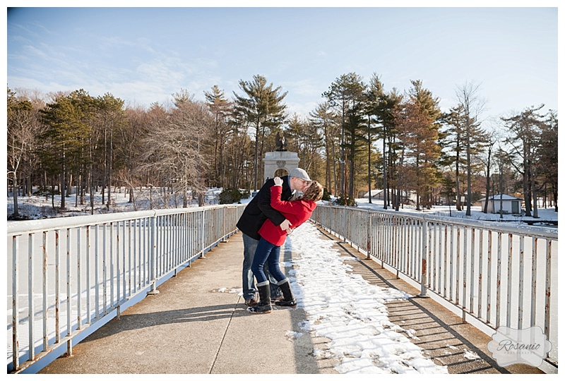 Rosanio Photography | Island Grove Park Abington MA | Massachusetts Engagement Photographer_0005.jpg