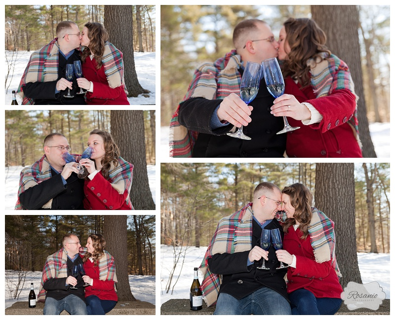 Rosanio Photography | Island Grove Park Abington MA | Massachusetts Engagement Photographer_0009.jpg