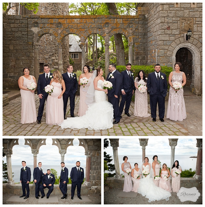 Rosanio Photography | Beauport Hotel | Hammond Castle Gloucester | Hellenic Center Wedding | Massachusetts Wedding Photographer_0023.jpg