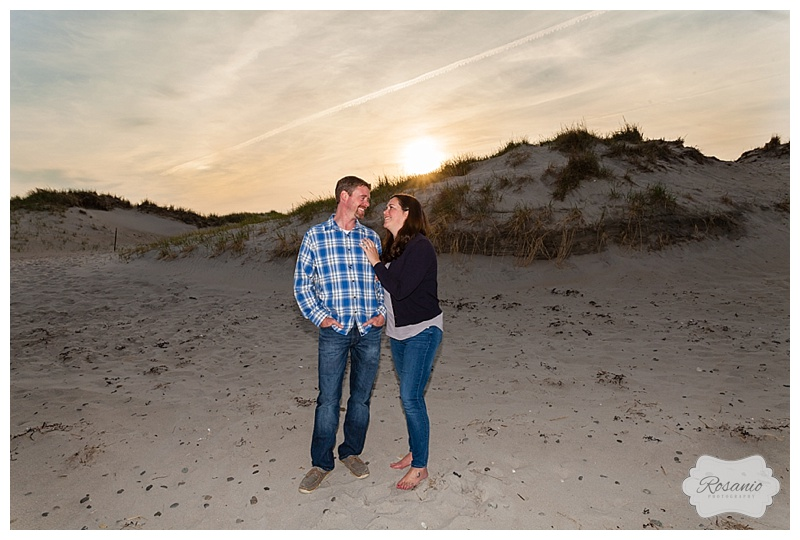 Rosanio Photography | Hampton Beach Engagement Session | New Hampshire Wedding and Engagement Photographer_0010.jpg