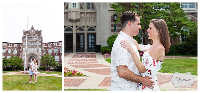 Rosanio Photography | Providence College Engagement Session | New England Engagement and Wedding Photographer_0002.jpg