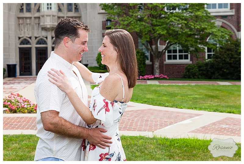 Rosanio Photography | Providence College Engagement Session | New England Engagement and Wedding Photographer_0003.jpg