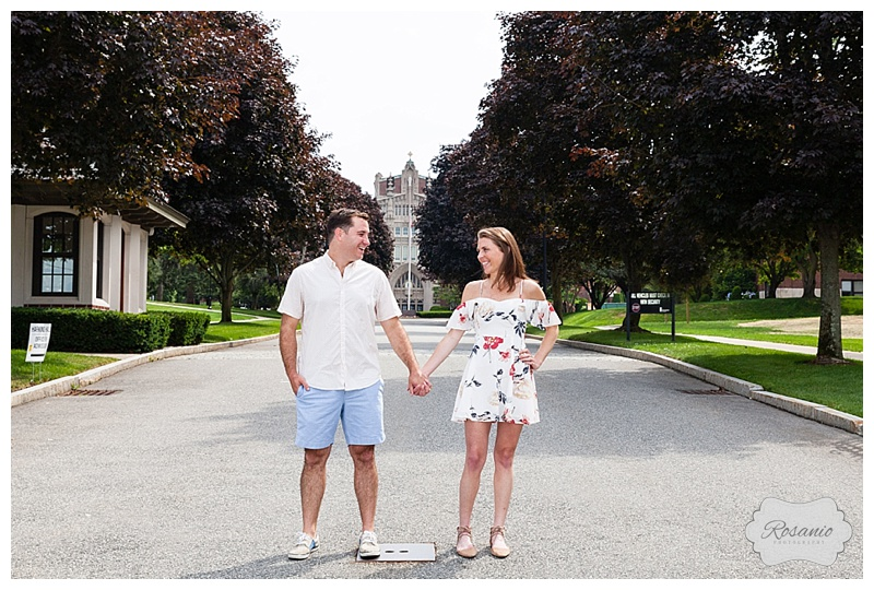 Rosanio Photography | Providence College Engagement Session | New England Engagement and Wedding Photographer_0005.jpg