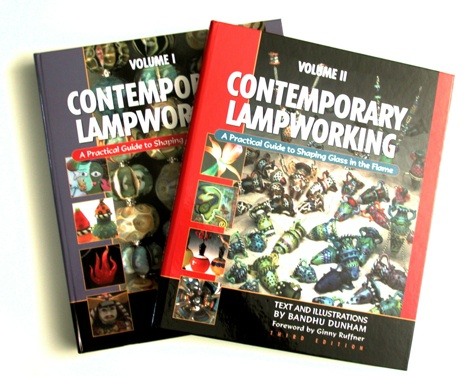 Contemporary Lampworking Vol. I & II Set