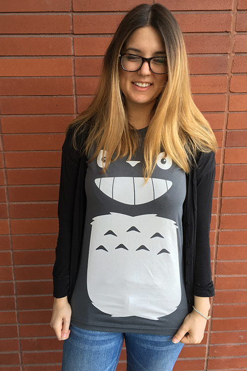 My Neighbor T-Shirt - UNISEX FLAT GREY