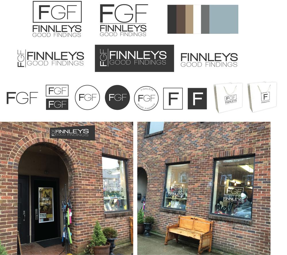 finnleys logo ideaas