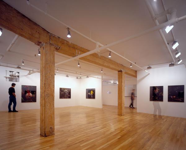 Art Gallery: Lombard Freid - 26th Street