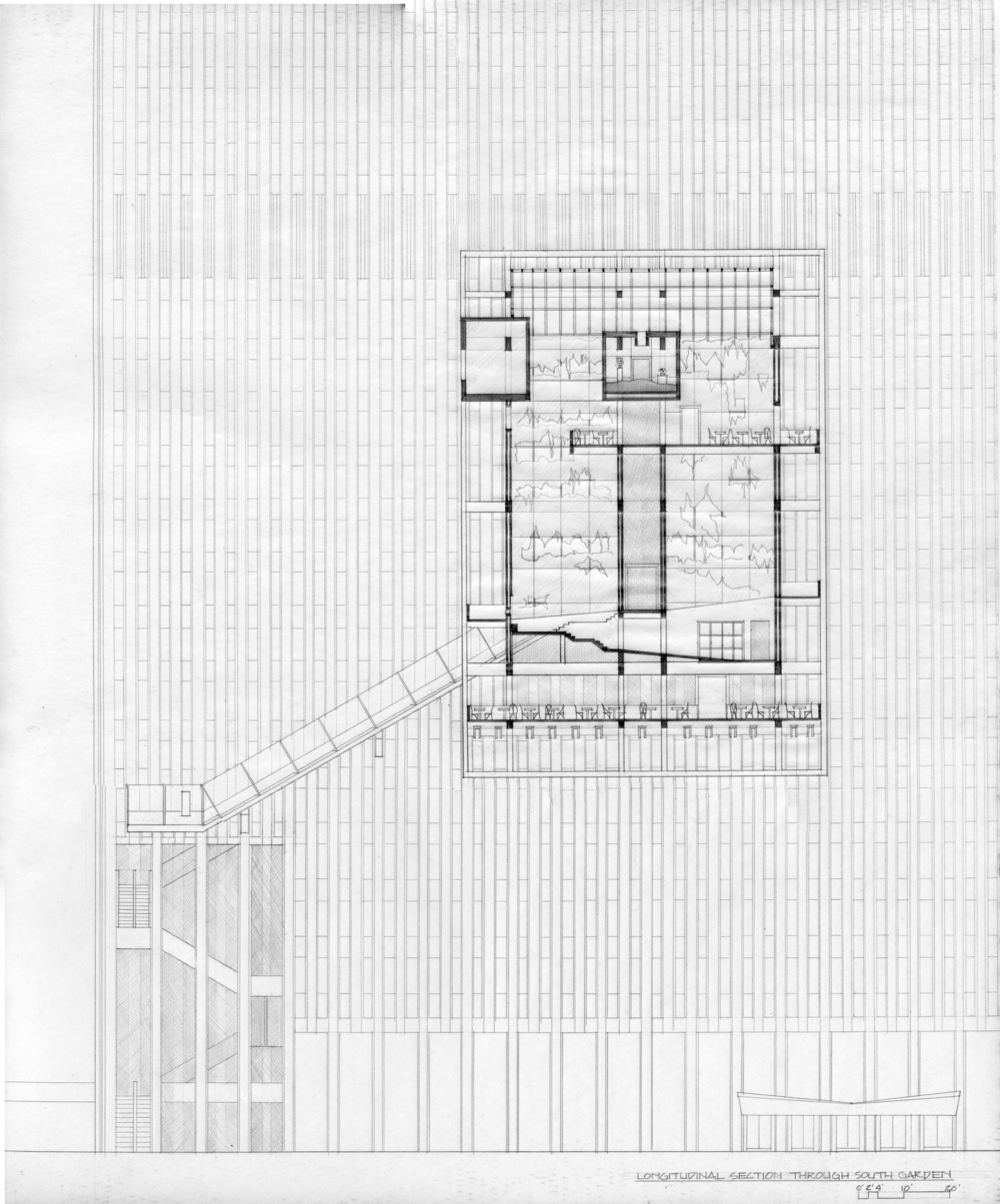 South Section / Elevation