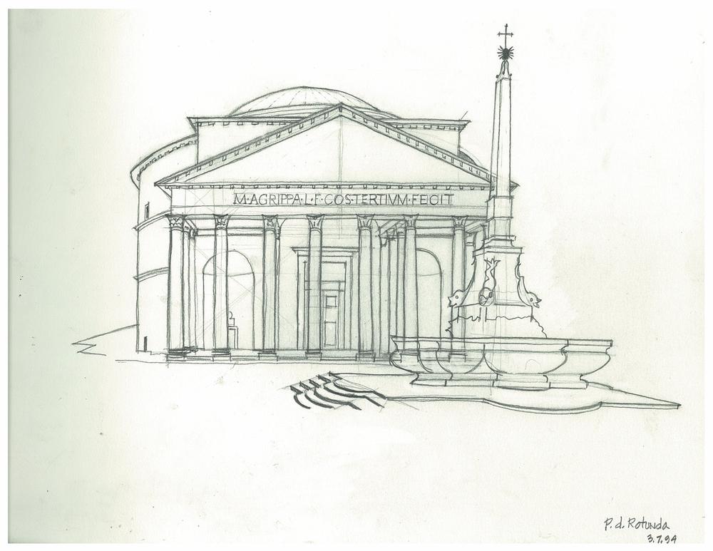 1984 - 4A Pantheon rotunda 8x11.jpg