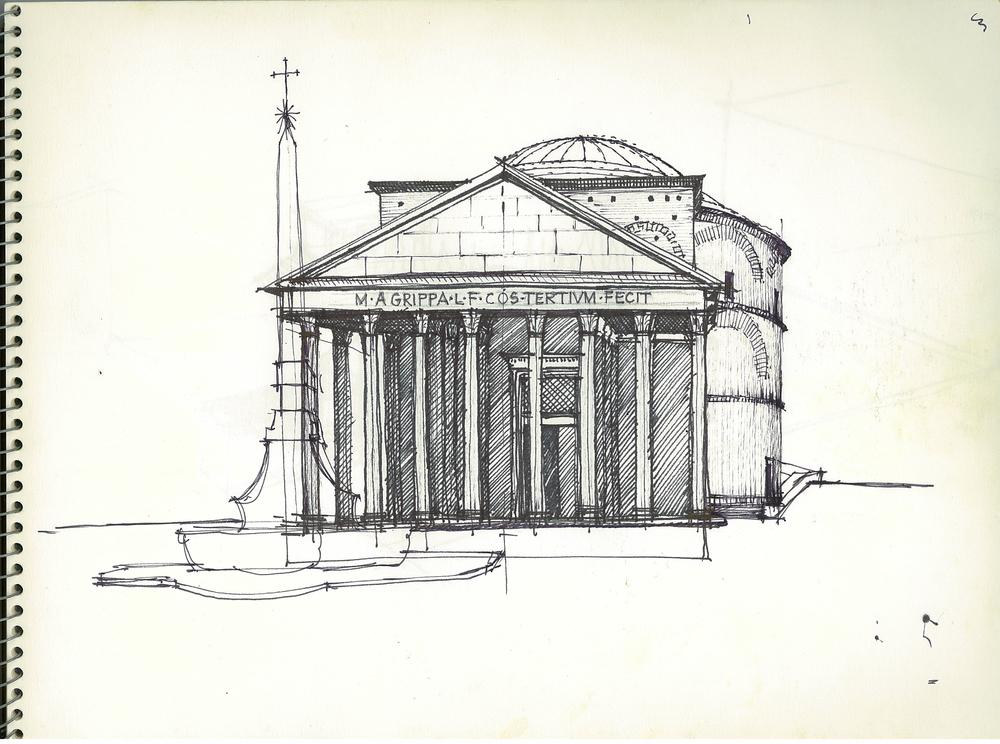 1984 - 4B Rome Pantheon.jpg
