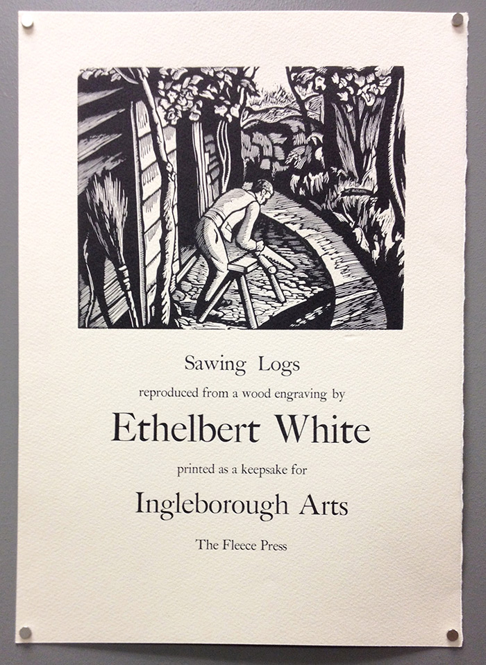 17. Ethelbert White