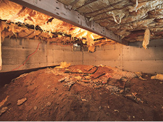 We 39 re crawlspace systems and then some bolivar for Crawl space insulation cost estimator