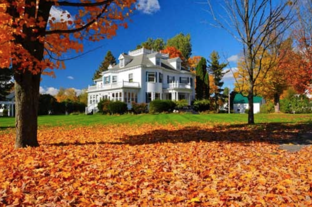 Preparing For Fall With Spray Foam Bolivar Insulation
