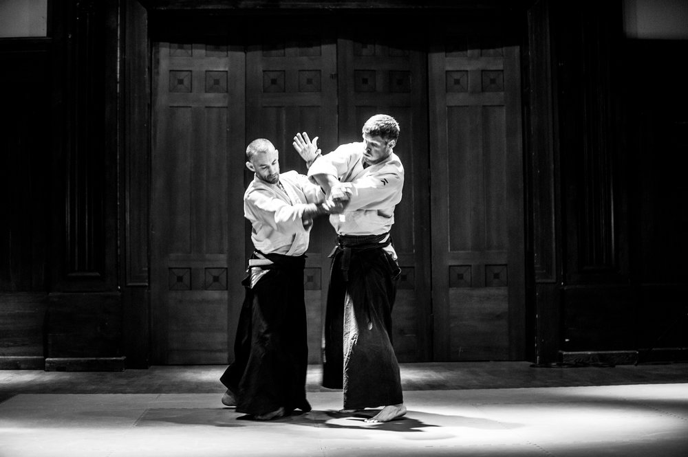 This interview was originally published on the website,    Sensei Aikido   . It was conducted on Saturday, February 2, 2019 during Savoca Sensei's seminar at    Wroclaw Aikikai, Poland   .