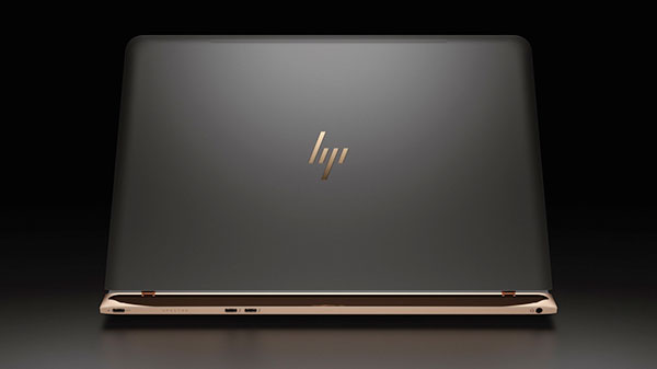 Image Source HP That new logo design though