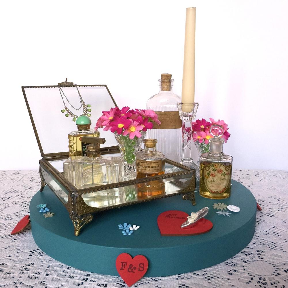 35 Gorgeous Vintage Wedding Table Decorations