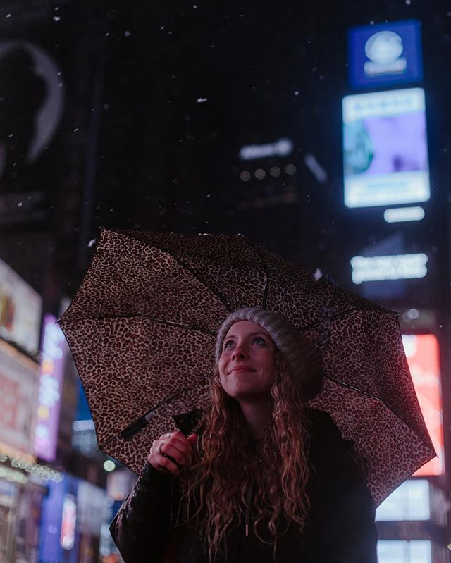 There's just something so magical about Times Square in the snow ❄️ • Shot on: Canon 5D Mark III // Canon 50mm f/1.4 • • • • • • • • • #timesquare #timessquare #snow❄️ #nycdotgram #travelcouple #coupleswhotravel #passportready #passportlife #travelpassport #passportexpress #travelinspiration #travelinspo #beautiful_world #travelingtheworld #traveladdicted #instavacation #travelblog #worldnomads #weliketotravel #seetheworld #traveltogether #creativetravelcouples #lovetotravel #travelpic #worldtravelers #travellove #couplesofinstagram #travelwithus #travelwithme #travelnow