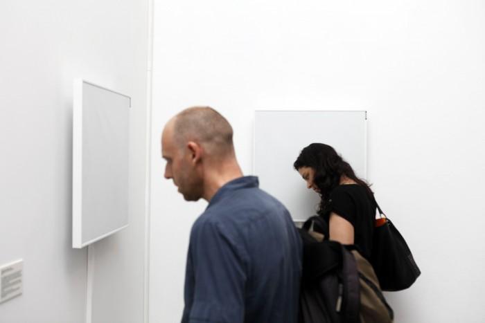 Installation view of  omniscience and oblivion (Barcelona)  installed at Arts Santa Monica, Barcelona   in 2014