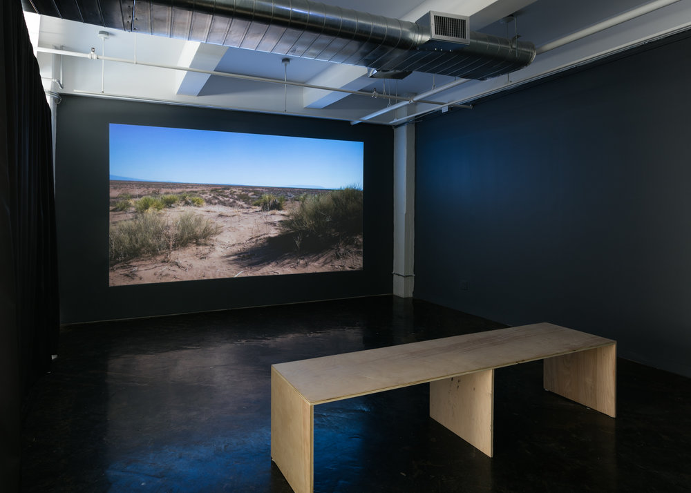 the silence of the unsaid , 2017 Installation view at Art in General, Brooklyn, NY. Photo: Charles Benton.   an excerpt can be found here .
