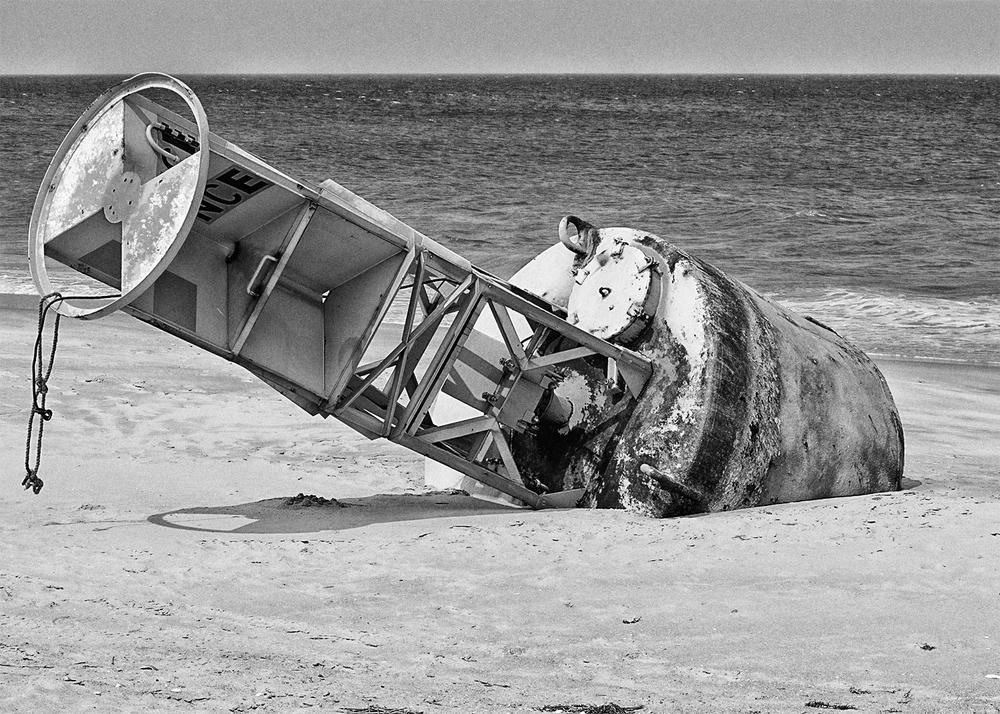 Stranded Bouy