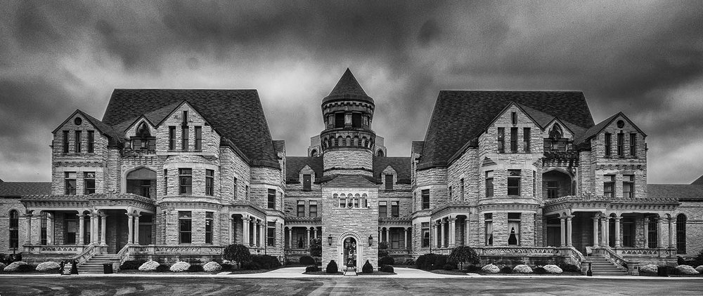 Ohio State Reformatory or Mansfield Refomatory