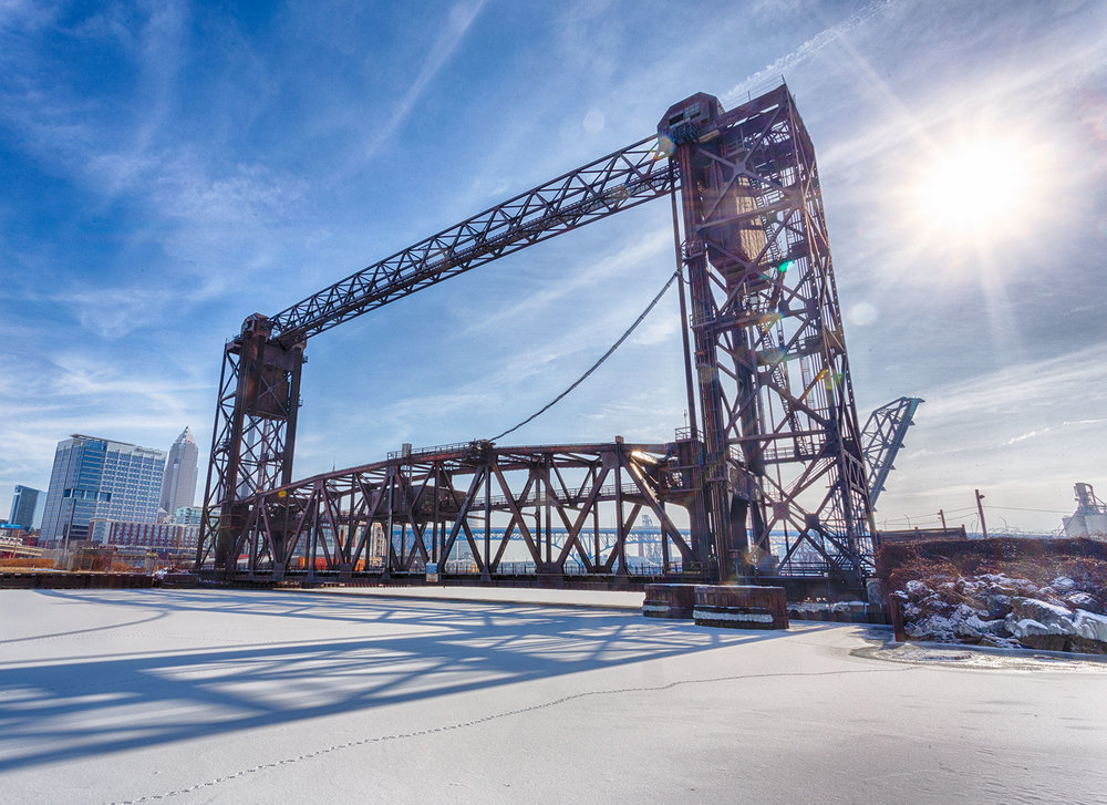 Iron Curtain Bridge