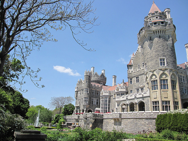 The Top Five Castles of North America - Casa Loma