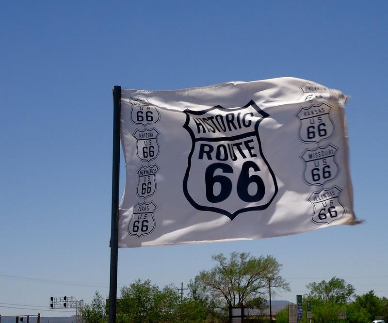 Route 66 - Rachel Kristensen