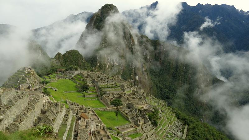Trip of a Lifetime - Machu Picchu - Rachel Kristensen
