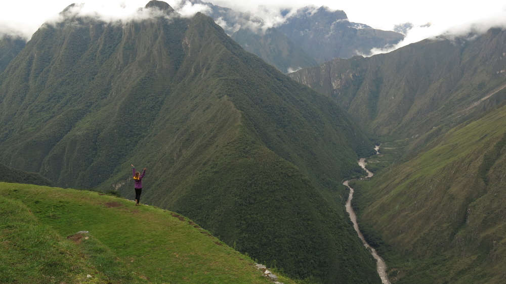 Trip of a Lifetime - Peru - Inca Trail - Rachel Kristensen