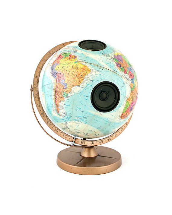 around-the-globe-stereo-system
