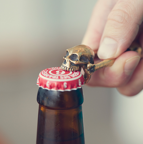 craft-beer-gift-guide-skull-bottle-opener