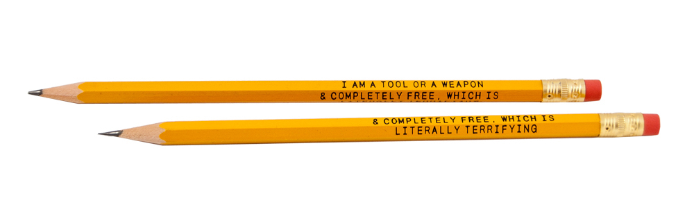 gift-ideas-for-writers-adam-jk-pencil