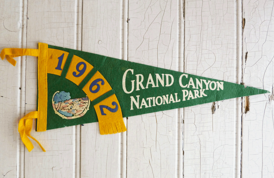 grand canyon pennant
