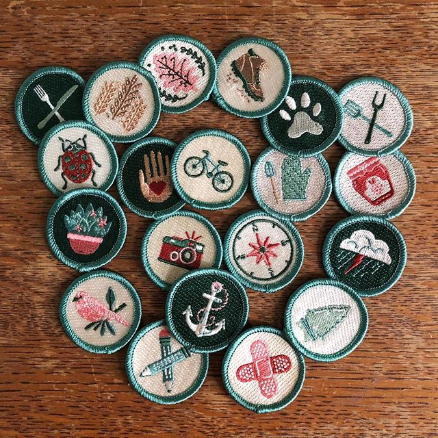 The Badge of the Month Club is back! In 2019, we're going to explore 12 topics together. Join the club now (link in profile) to help choose this year's badges and to get a sneak peek at the January badge — it's a brand new one! #GuidedByCuriosity