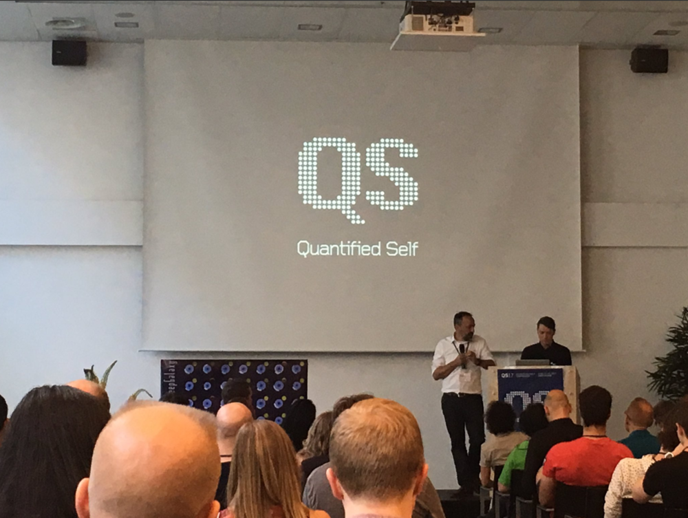 The 2017 Quantified Self Conference - Fitnescity